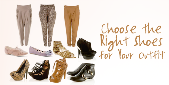 Choosing the Right Shoes to Match Your Outfit