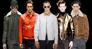 Men's Fashion Trend: Classic Jackets
