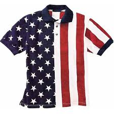 Celebrate the 4th of July with a Flag on a Shirt!