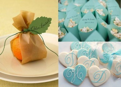 Choosing Wedding Favors – Going For Memorable, Fun
