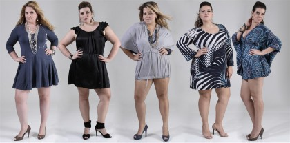 Plus Size – it's never been more hip to celebrate curves