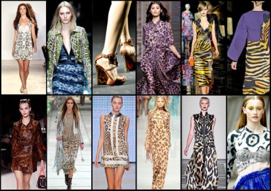 Easy Ways To Wear The Catwalk Trends