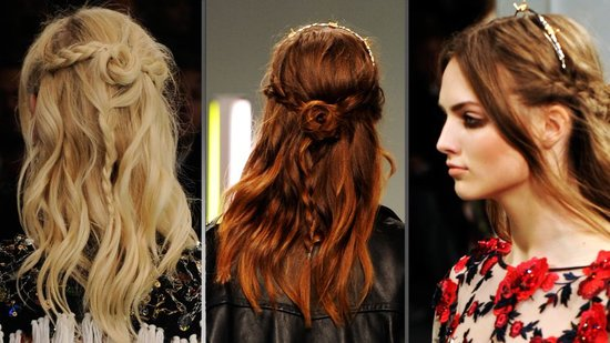 THE HOTTEST HAIR TRENDS FOR SPRING/SUMMER 2015
