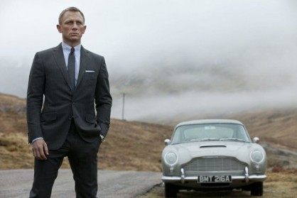 James Bond's Suits: Evolution of Style