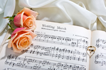 What Wedding Songs to play and When to Play Them?