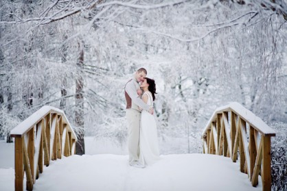 Your Winter Wedding: Sparkling and Stunning Ideas for Couples