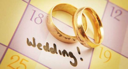 Planning Your Wedding With Little Time and Money