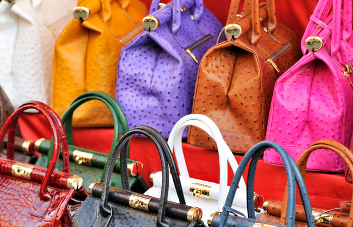 Shopping for Italian leather – A Bird's eye view