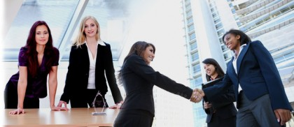Women In Business: No Longer A Novelty