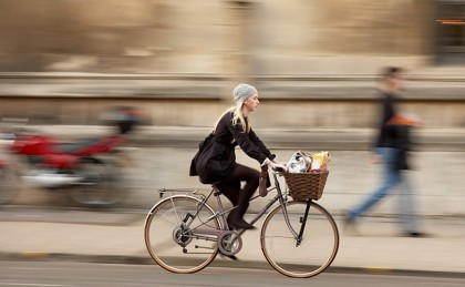 10 Reasons to Get Fitter on Your Daily Commute