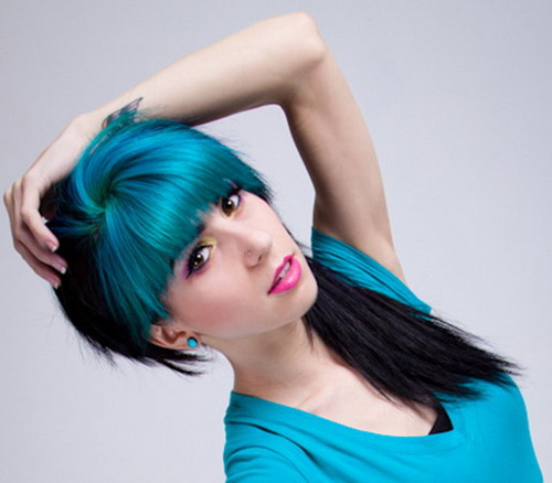 Tips for Getting and Maintaining Unnatural Hair Colors at Home