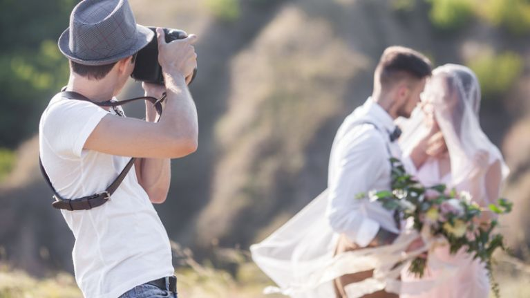 Advantages of Hiring a Wedding Photographer