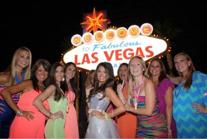 Have an Untraditional Bachelorette Party in Vegas