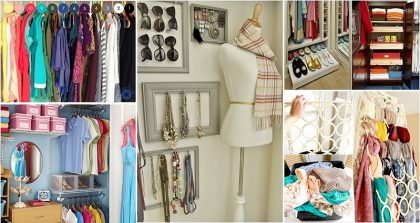 Fashion addict: 5 clothing storage hacks you need to know