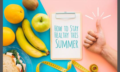 Staying healthy this summer