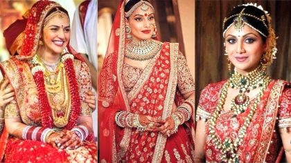 Five Timeless Bollywood Brides