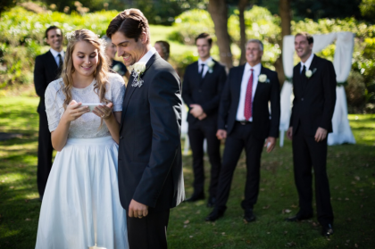 4 Things to Remember When Choosing Your Wedding Photographer