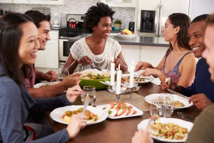 How to Prepare for Hosting A Dinner Party