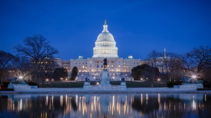 What it's Like Working in Washington, D.C.